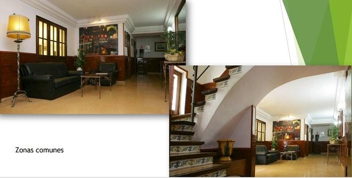 kaufen rentabler Touristenapartment komplex Spanien Halle