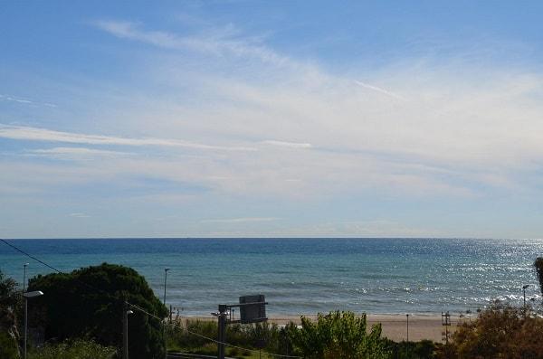 Kaufen Hotel in Canet de Mar Katalonien Ausblick See
