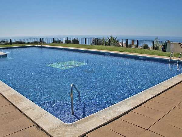 Kaufen Townhaus Tossa de Mar Costa Brava Spanien Pool