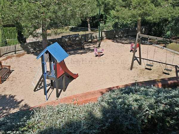 Kaufen Townhaus Tossa de Mar Costa Brava Spanien Spielplatz