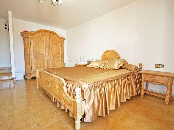 kaufen Haus Blick Meer Gebirge Canyelles Zimmer 2