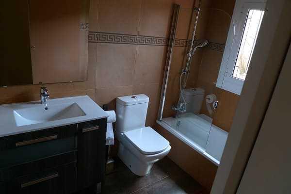 Купить дом Санта Кристина Коста Брава Испания ванна