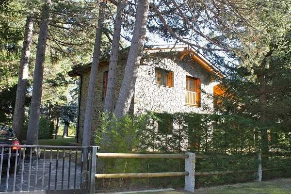 Гостевой дом в горах Испания вид