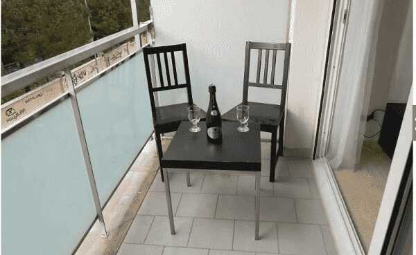 апартаменты две спальни Льорет-де-Мар пляж Феналс балкон