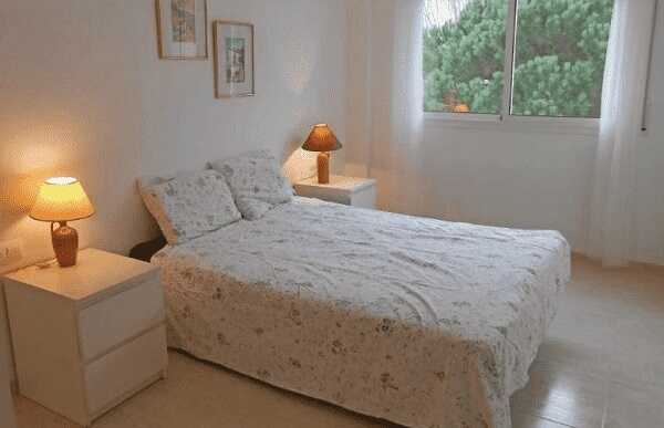 апартаменты две спальни Льорет-де-Мар пляж Феналс комната 2