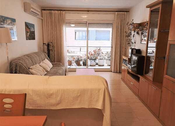 купить квартиру две спальни Испания Льорет де Мар