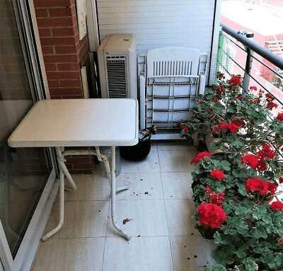 купить квартиру две спальни Испания Льорет-де-Мар балкон