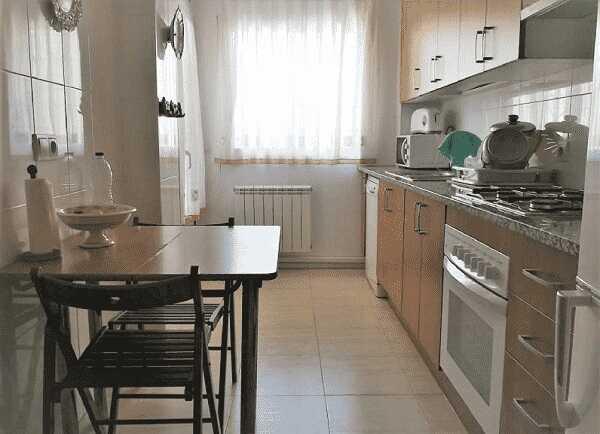 купить квартиру 2 спальни Испания Льорет-де-Мар кухня 2