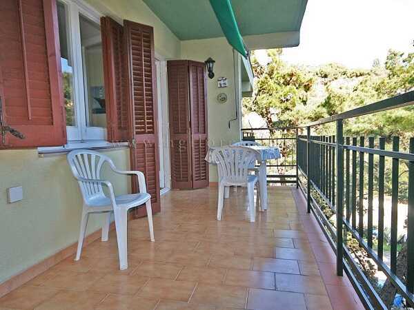 купить квартиру в Кала Каньелес Льорет де Мар терраса