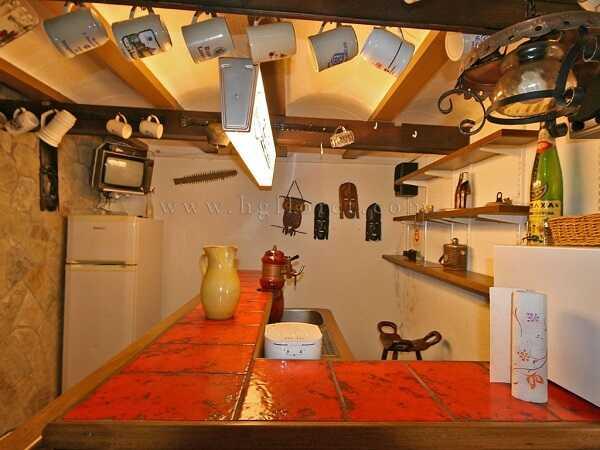 дом пять спален вид на море Тосса де Мар Жирона кухня 2