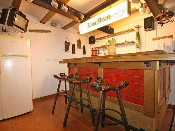 дом пять спален вид на море Тосса де Мар Жирона кухня