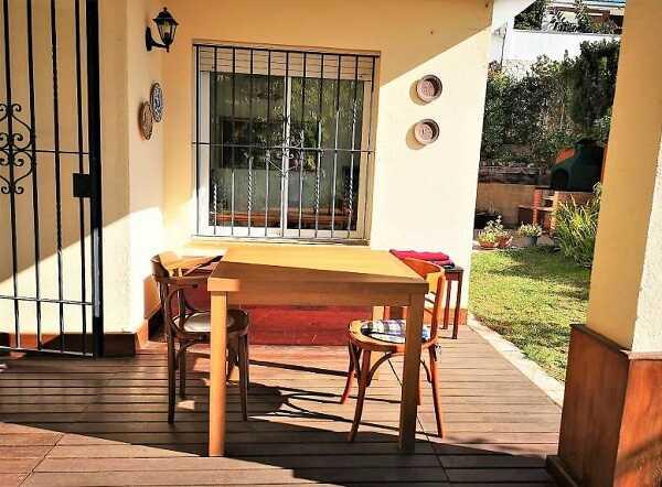 купить дом с видом на море Тосса де Мар Испания барбекю