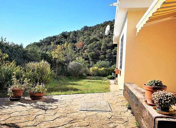 купить дом с видом на море Тосса де Мар Испания горы