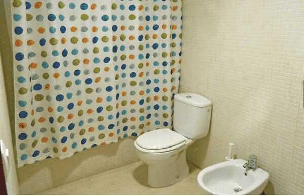 Wohnung 2 Schlafzimmer Lloret-de-Mar Badewanne