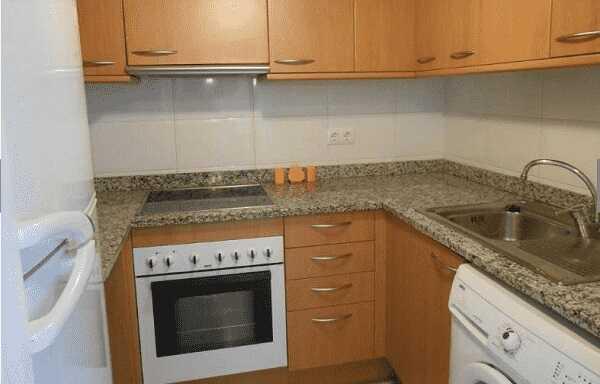 Wohnung 2 Schlafzimmer Lloret-de-Mar Strand Fenals Kuche