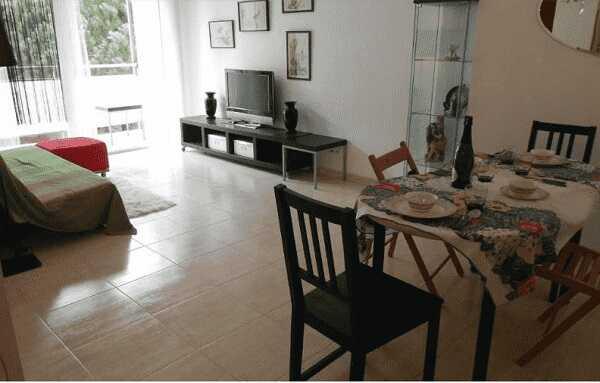 Wohnung 2 Schlafzimmer Lloret-de-Mar Strand Fenals Halle