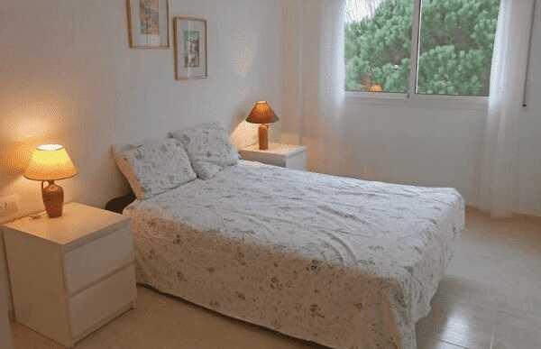 Wohnung 2 Schlafzimmer Lloret-de-Mar Strand Fenals Zimmer