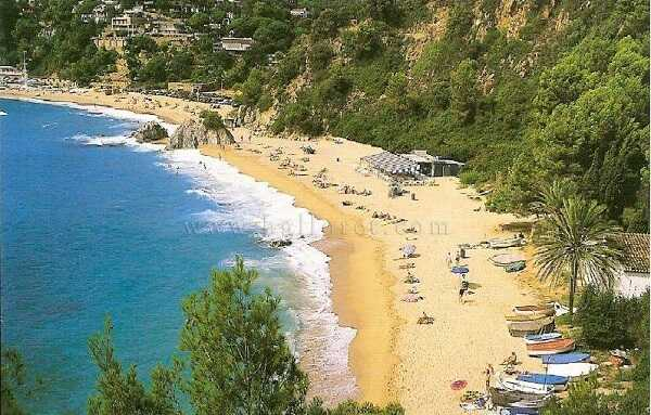 mieten Villa Strandnahe Spanien Cala Canyelles