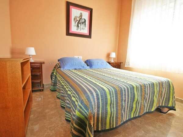 mieten Villa mit Pool Strandnahe Spanien Schlafzimmer