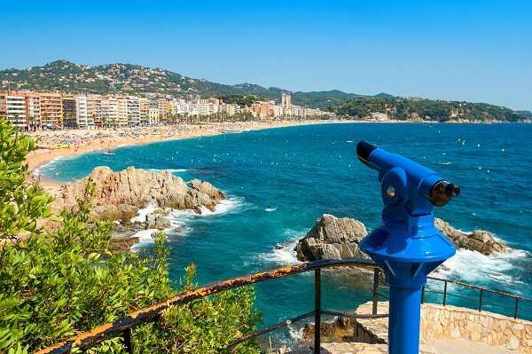 Купить бизнес турапартаменты отель Испания Коста Брава